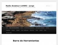 Radioaficionado-LU Toolbar