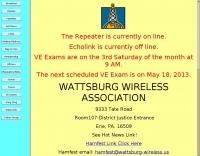 K3WWA Wattsburg Wireless Association