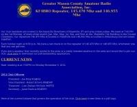 KF4BRO Greater Mason County Amateur Radio Association, Inc.