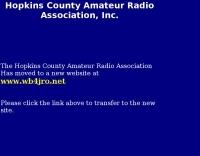 WB4JRO HopkinsCountyAmateurRadioAssociation
