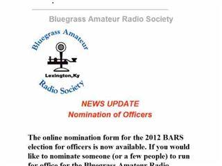 K4KJQ Bluegrass Amateur Radio Society, Inc