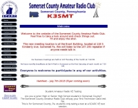 K3SMT Somerset County Amaterur Radio Club