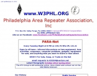 The Philadelphia Area Repeater Association