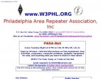The Philadelphia Area Repeater Association