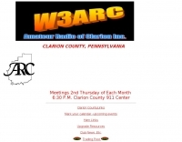 W3ARC Clarion County
