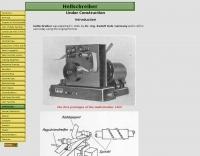 Hellschreiber machine
