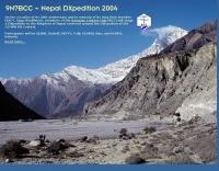9N7BCC Nepal 2004