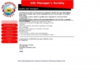 QSL managers society