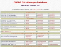 ON6DP QSL-Manager-Database