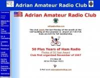 W8TQE  Adrian Amateur Radio Club