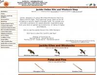 Jackite - Fiberglass Poles