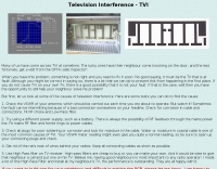 Television Interference - TVI