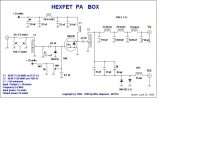 80 m Hexfet power amplifier