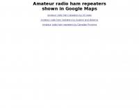 Amateur Radio Repeaters Maps