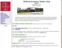 W8YDK Milford ARC
