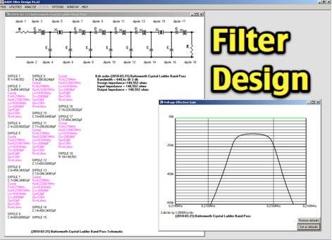 AADE Filter Design