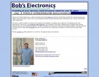 Bob's Electronics