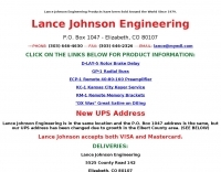 Lance Johnson Engineering