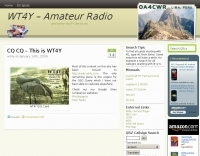WT4Y - Amateur Radio Blog