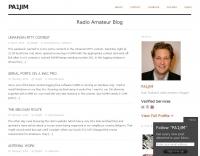 PA1JIM · Dutch Radio Amateur Website