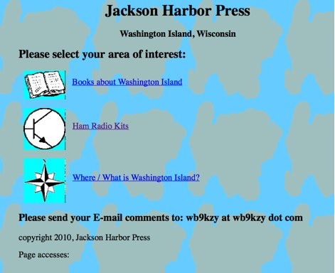 Jackson Harbor Press Kits