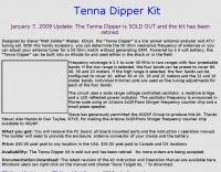 Tenna Dipper Kit