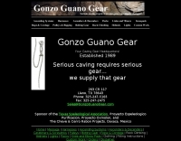 Gonzo Guano Gear
