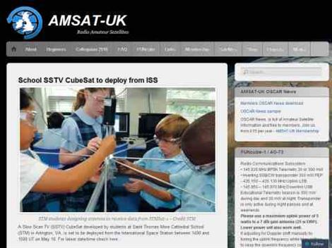 AMSAT & High Altitude Balloons