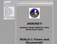 Amateur Radio Balloons Over North East Texas