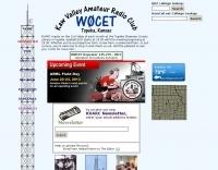 W0CET Kaw Valley  Amateur Radio Club