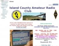 W7AVM   The Island County Amateur Radio Club.