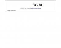 W7BI Issaquah Amateur Radio Clun