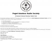 K7PAR Puget Amateur Radio Society