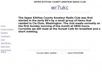 WR7UKC  Upper Kittitas County Amateur Radio Club