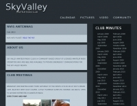 W7SKY Sky Valley Amateur Radio Club