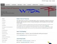 W7DK Radio Club of Tacoma