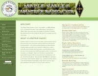 KC7KEY Maple Valley Amateur Radio Club