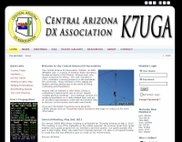 K7UGA Central Arizona DX Association