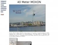 W1ZY 40 meter moxon antenna