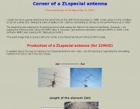 ZL antenna for 15 meters