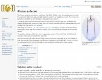 The Moxon Antenna