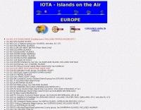 European IOTA islands