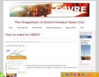 How to make an HB9CV