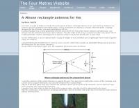 70 Mhz Moxon antenna