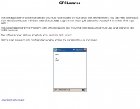 GPSLocator