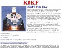 K0KP's Tuna Tin 2