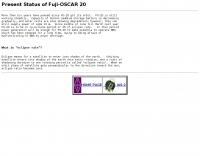 Fuji-OSCAR 20