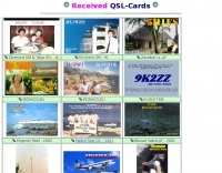 HL2WA - QSL Card Collection