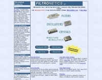 Filtronetics Inc
