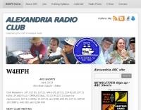 W4HFH Alexandria Radio Club